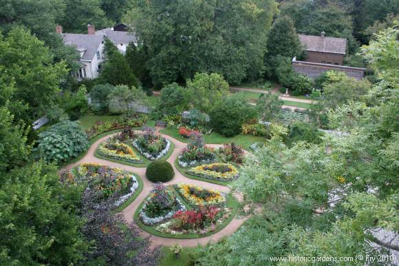 victorian garden - Garden Design Birds Eye View